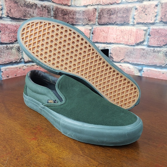 729bcbe801cd3 Vans Shoes | Slipon Pro Camo Rosin | Poshmark